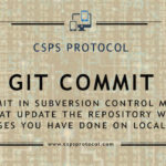 git commit