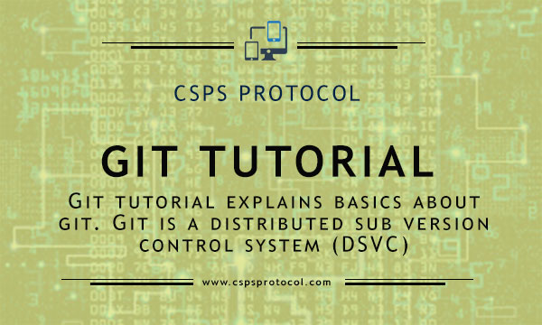 git | what is git | git tutorial