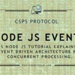 Node js event driven architecture
