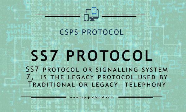 Sigtran ss7 signaling over ip. Uses sctp over ip for ss7 signaling.