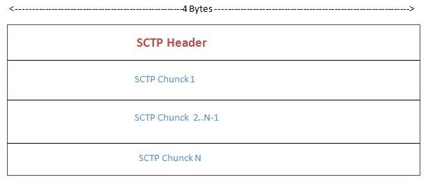 SCTP protocol