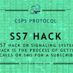 SS7 HACK