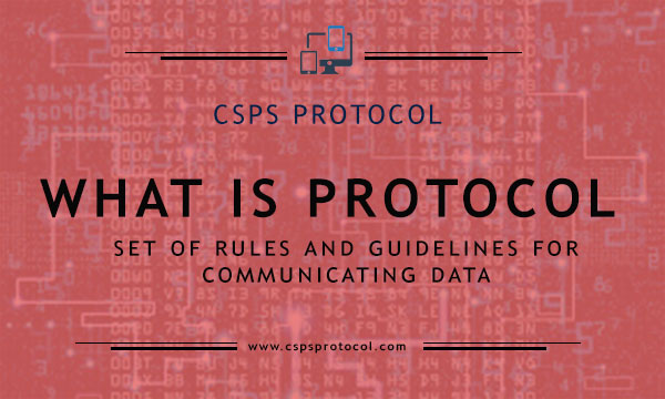 What is protocol