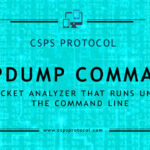 tcpdump command