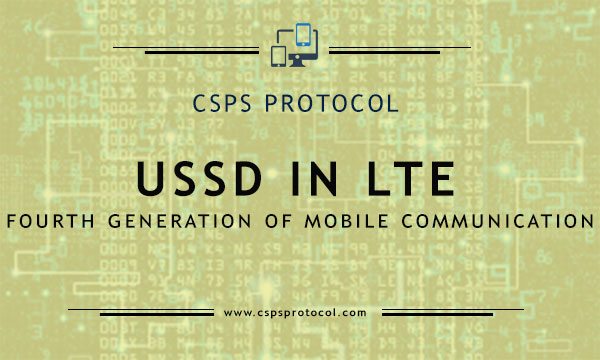 USSD In LTE Tutorial - USSD uses SIP Protocol in IMS