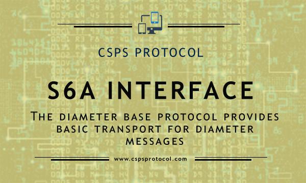 s6a interface