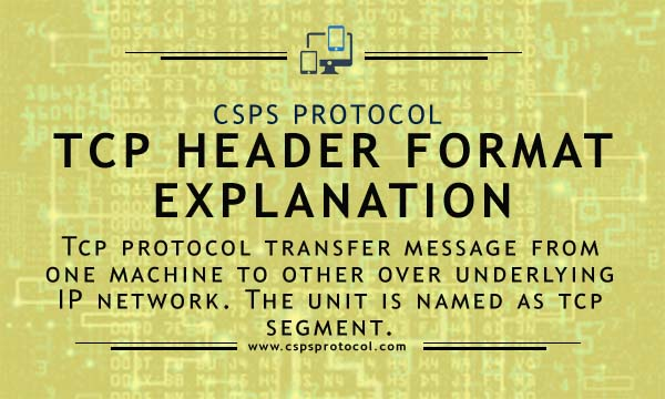 tcp header format explanation