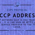 sccp address